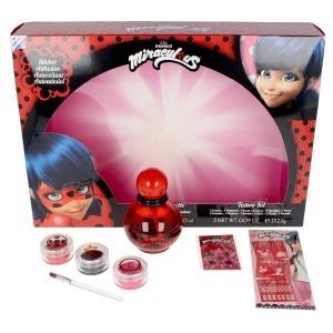 Set de Perfume Infantil Miraculous Ladybug Cartoon EDT (2 pcs)
