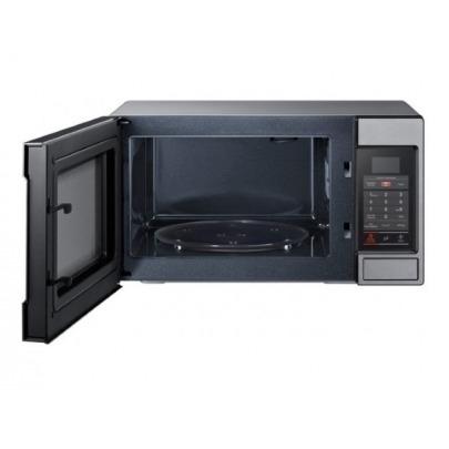 Samsung - Microwave - AME83M-XAP - Ceramic interior cavity - Power consumption 1200W - Exterior (width x height x depth) 489 x 275 x 338 mm
