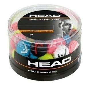 Antivibrador Head PRO DAMP JAR (70 pcs) Multicolor