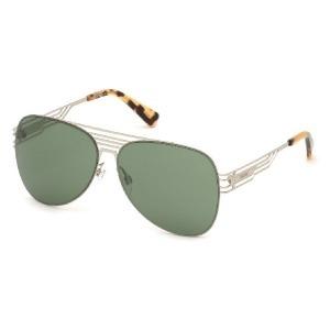 Gafas de Sol Unisex Just Cavalli Verde Gris (Ø 61 mm)