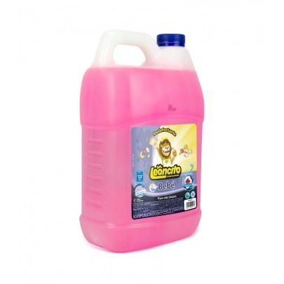 Desinfectante Apto para Bebé Marca Leoncito 1 Galón