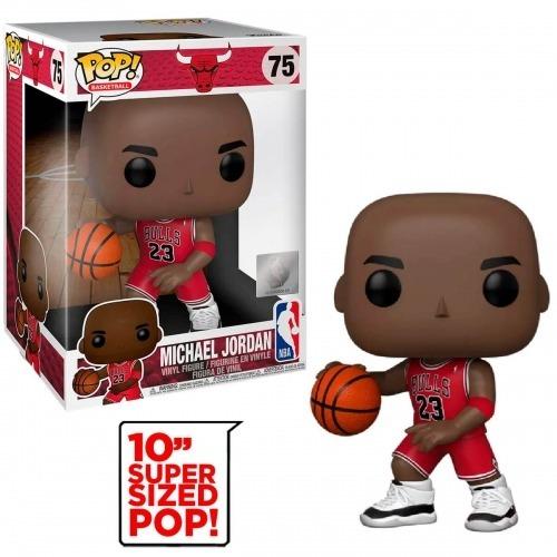 Funko pop deportes nba michael jordan 10pulgadas 45598