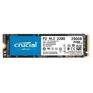 Disco Duro Crucial P2 SSD 250 Gb M.2