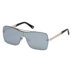 Gafas de Sol Unisex WEB EYEWEAR Plateado