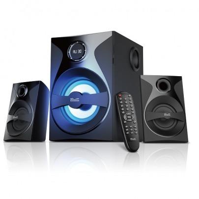 Sistema de Sonido BluFusion KWS-640 Marca KlipXtreme