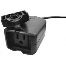 Wifi Smart Outdooor Weather Resistant Plug 10 Amp 3 Prong Outlet