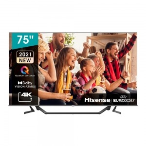 "Smart TV Hisense 75A7GQ 75"" 4K Ultra HD QLED WiFi"