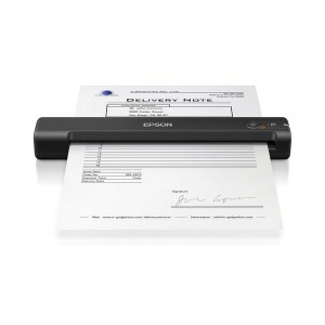 Escáner Portátil Epson WorkForce ES-50 600 dpi USB 2.0 Negro