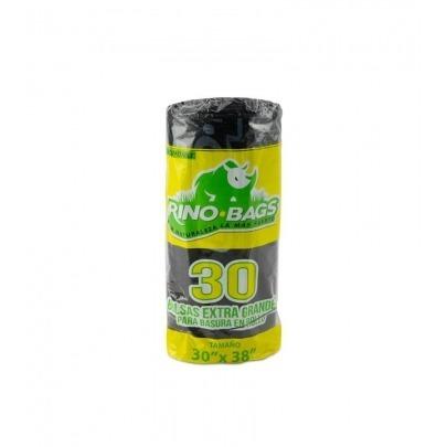 Bolsas para Basura Biodegradables Extra Grandes 30 Unidades