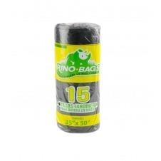 Bolsa Biodegradable Rino Bags Jardinera 35x50x1.7, 15u