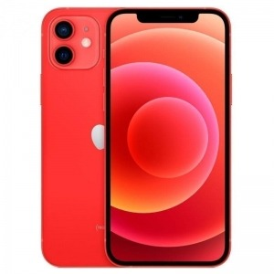 "Smartphone Apple iPhone 12 64GB/ 6.1""/ Rojo"