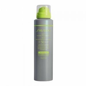 Spray Protector Solar Sports Invisible Shiseido Spf 50+ (150 ml)