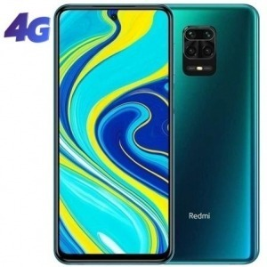 "SMARTPHONE MÓVIL XIAOMI REDMI NOTE 9S AURORA BLUE - 6.67""/16.9CM - SNAPDRAGON 720G - 4GB RAM - 64GB - CAM (48+8+5+2)/16 MP - BAT 5020MAH - ANDROID."