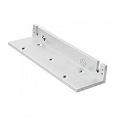 ZK Teco Security - Soporte L - Soporte L para cerradura AL-500(LED)/500D(LED) para instalar el cuerpo de la cerradura