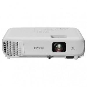 Proyector Epson EB-E01/ 3300 Lúmenes/ XGA/ HDMI-VGA/ Blanco