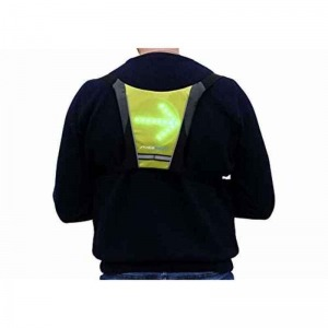 Chaleco Reflectante Skate Flash Vest LED 800 mAh