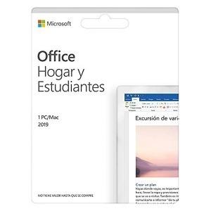 Microsoft Office 2019 Home & Student Microsoft 79G-05166 (Español)