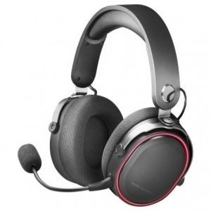 Auriculares Gaming con Micrófono Inalámbricos Mars Gaming MHW/ Jack 3.5/ USB 2.0/ Negros