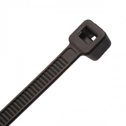 Brida Nylon 66 2,5x100mm, Negra