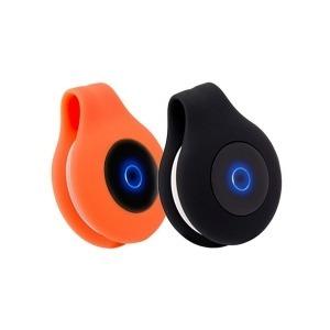 Electroestimulador iWatMotion Reflyx Zen Silicona Negro Naranja (2 uds)