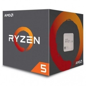 PROCESADOR AMD RYZEN 5 2600X - 6 NÚCLEOS - 3.6GHZ - SOCKET AM4