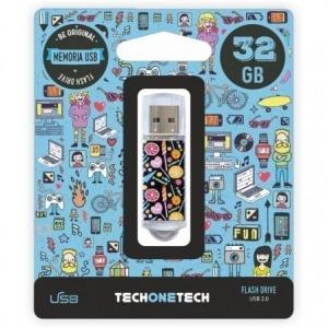 PENDRIVE TECH ONE TECH CANDY POP 32GB USB 2.0