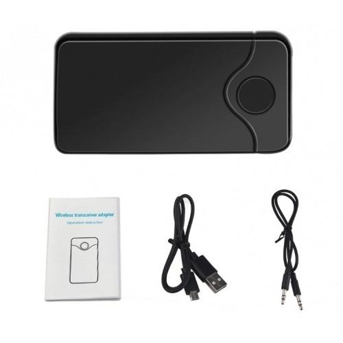 Transmisor + Receptor Bluetooth audio Stereo