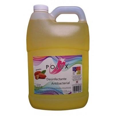 Desinfectante POLUX Almendra Galón