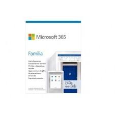 Microsoft 365 Family - Annual subscription - Windows - Spanish