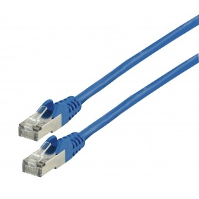 Cable Ethernet FTP CAT7 AZUL 1.00m.