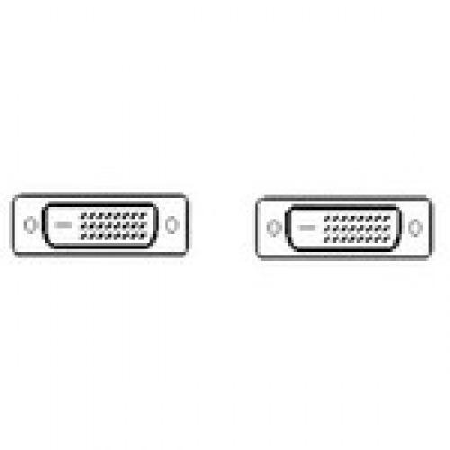 Cable DVI-D a DVI-D M/M (24+1) 15 metros