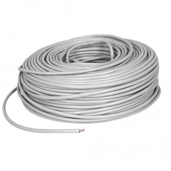 Bobina 305m gris Cable UTPCAT6 Flexible