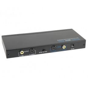 Conversor Bidireccional de NTSC a PAL