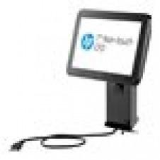 HP Customer Facing Display Top with Arm - Pantalla de cliente - 7