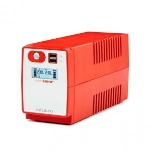 SAI/UPS 850VA SALICRU SPS 850 SOHO+ 2XSCHUKO INTERACT