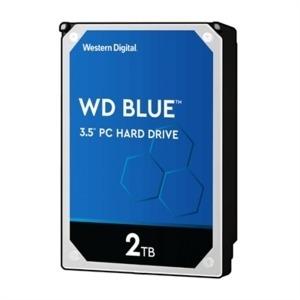 """Disco Duro Western Digital WD20EZAZ 2 TB 3,5"""" SSD SATA III"""