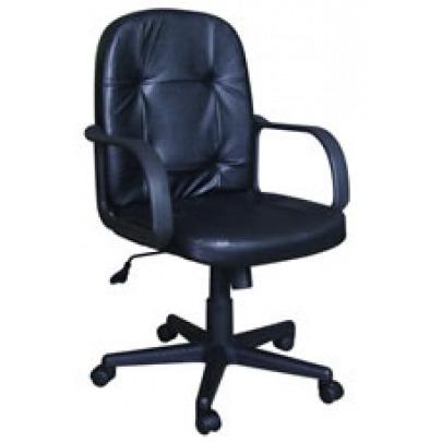 Executive Chair w/Arm Rest (Black)