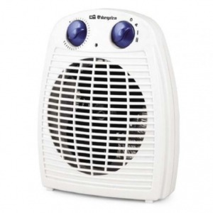 Calefactor Orbegozo FHA 7051/ 2000W/ Termostato Regulable