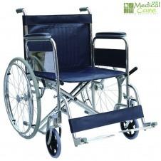 Silla de ruedas de asiento ancho MARCA ABM MEDICAL CARE