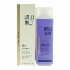 Champú Neutralizador del Color Silver Shine Marlies Möller (200 ml)