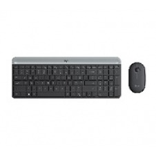Logitech - Keypad and mouse set - Wireless