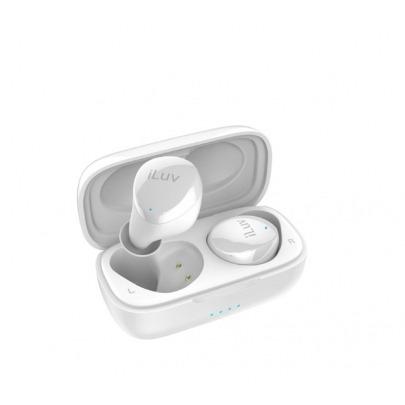 iLuv - True wireless earphones - Wireless - BBGTWSAIRWH