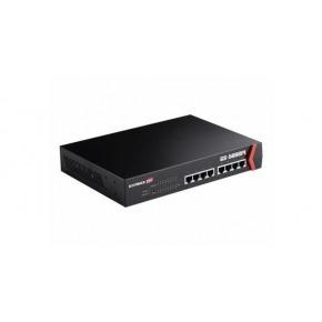 Switch Web inteligente PoE+ Gigabit de 8 puertos