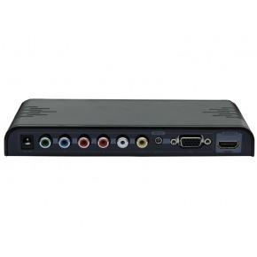 Conversor YPbPr+VGA+CVBS+Audio a HDMI