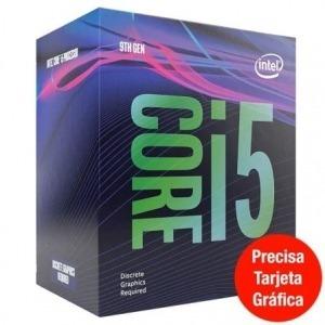PROCESADOR INTEL CORE I5-9500F - 3GHZ - 6 NÚCLEOS - SOCKET LGA1151 9TH GEN - 9MB CACHE * SIN GRÁFICA INTEGRADA *