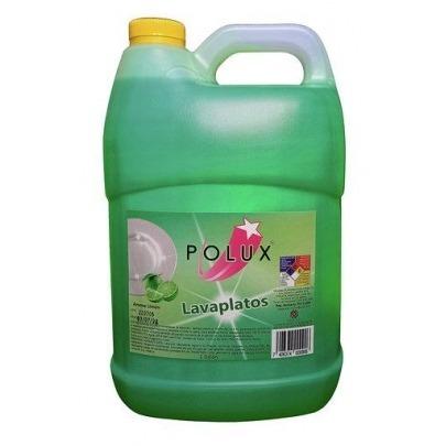 Lavaplatos Líquido POLUX Limón Galón