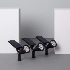 Foco LED Ledkia A++ (Blanco Cálido 2800K - 3200K) (200 Lm) (410x270x90 mm)