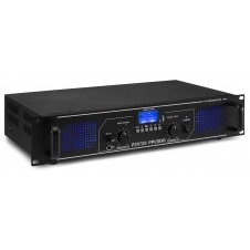 FPL500 Amplificador Digital LED azules + EQ