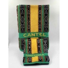 Toalla de manos Cantel , 100% Algodon , Absorbente , color Multicolor , medida 16x27 Pulgadas