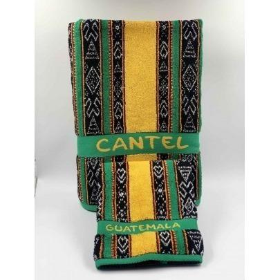 Toalla de Manos con Diseño Típico de Guatemala Marca Cantel